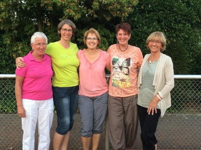 Damen 40 in Coesfeld 2016